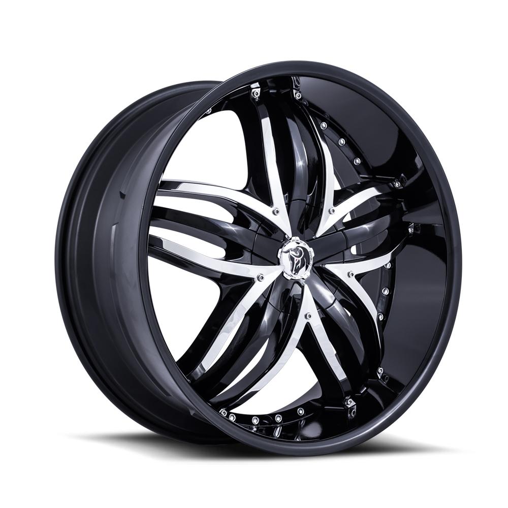 Diablo Wheel Angel Black