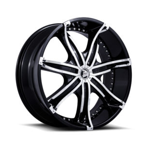 Diablo Wheel DNA Black