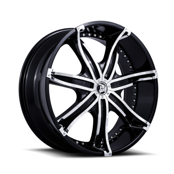 Diablo Wheel DNA Black