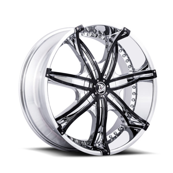 Diablo Wheel DNA Chrome