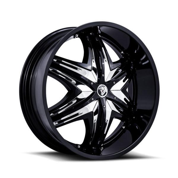 Diablo Wheel Elite G2 Black