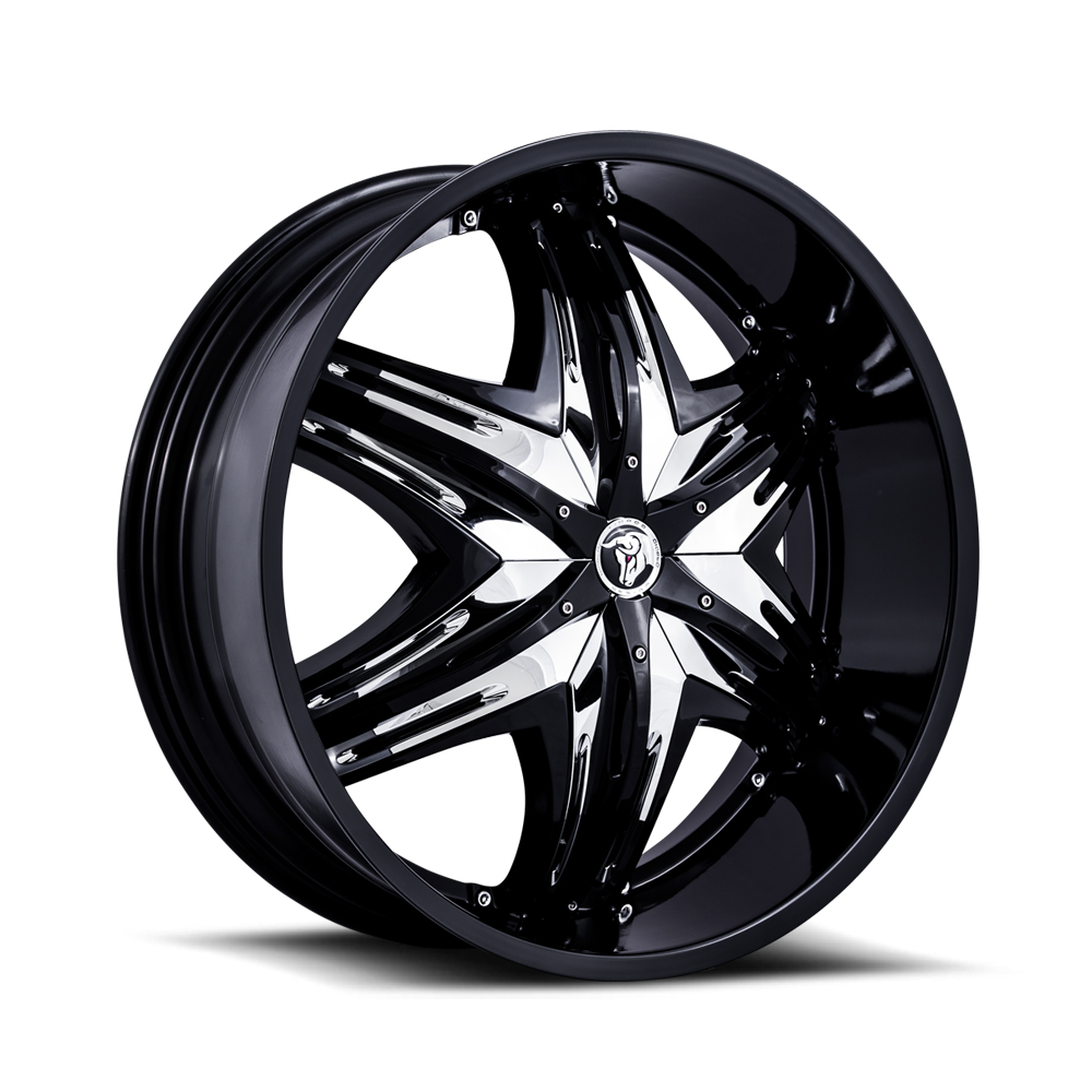 Diablo Wheel Elite G2 Black