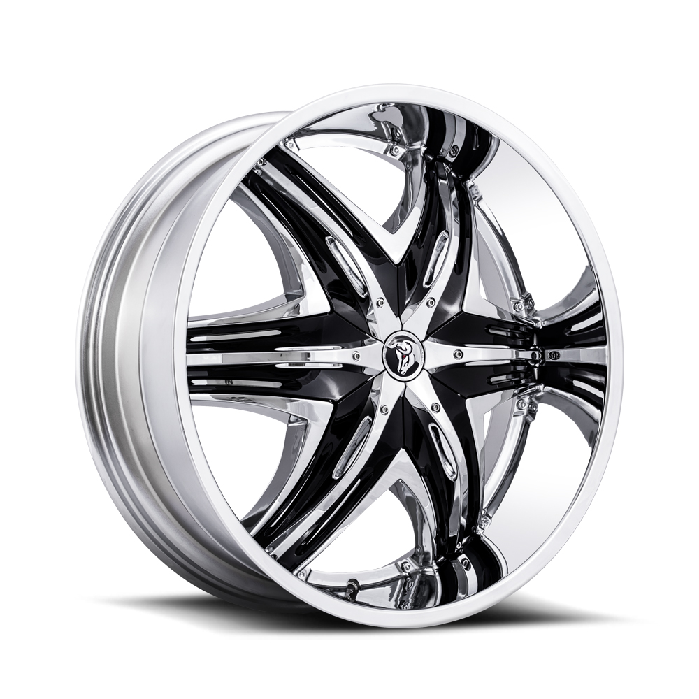 Diablo Wheel Elite G2 Chrome