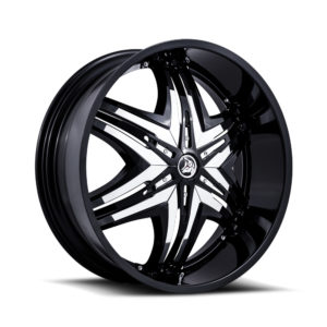 Diablo Wheel Elite Black