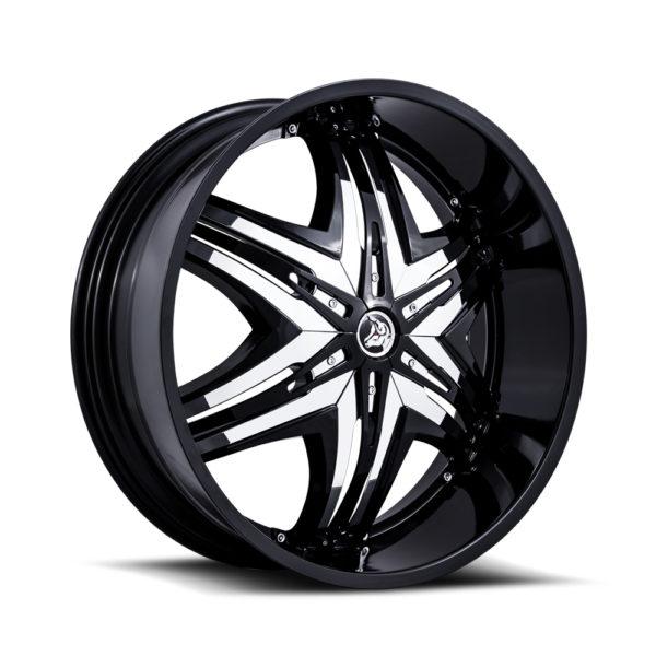 Diablo Wheel Elite Black