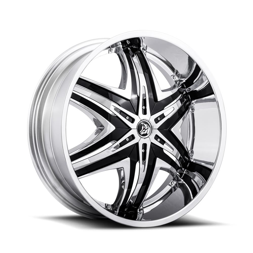 Diablo Wheel Elite Chrome