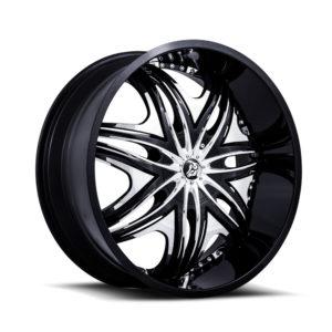 Diablo Wheel Morpheus Black
