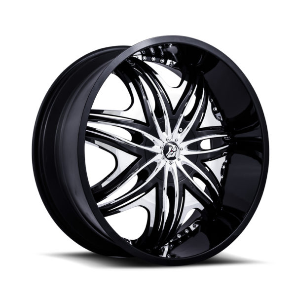 Diablo Wheel Morpheus Black
