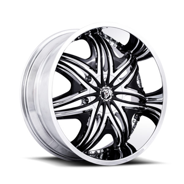 Diablo Wheel Morpheus Chrome