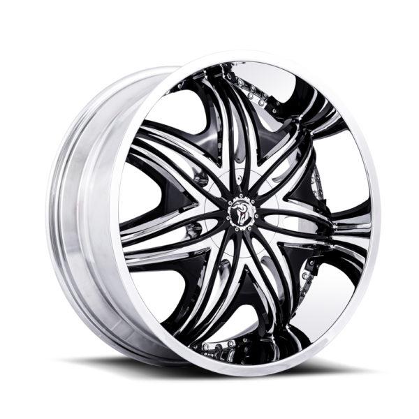 Diablo Wheel Morpheus Chrome