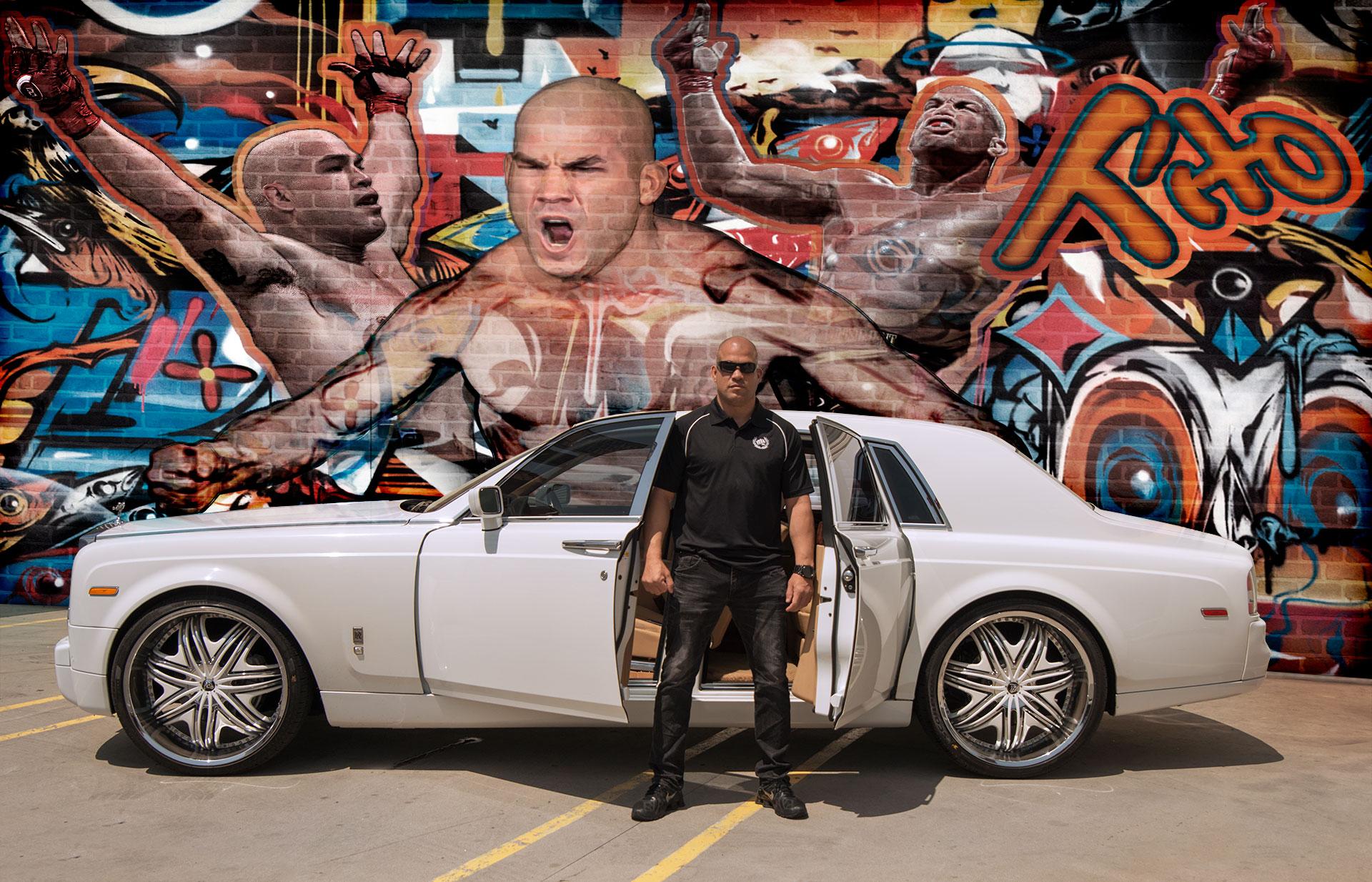 Tito Ortiz Diablo Morpheus Wheels