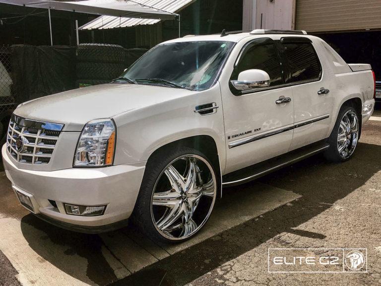 Diablo EliteG2 on a Cadillac EXT