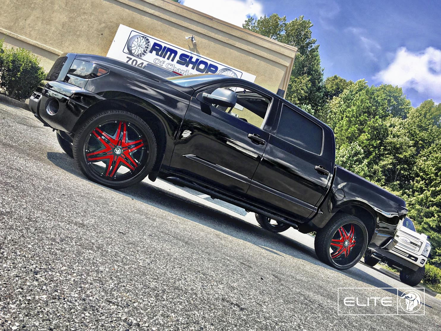 Diablo Elite on a Toyota Tundra