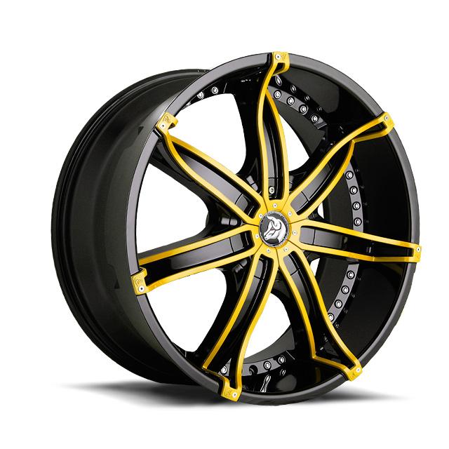 Diablo Wheel DNA