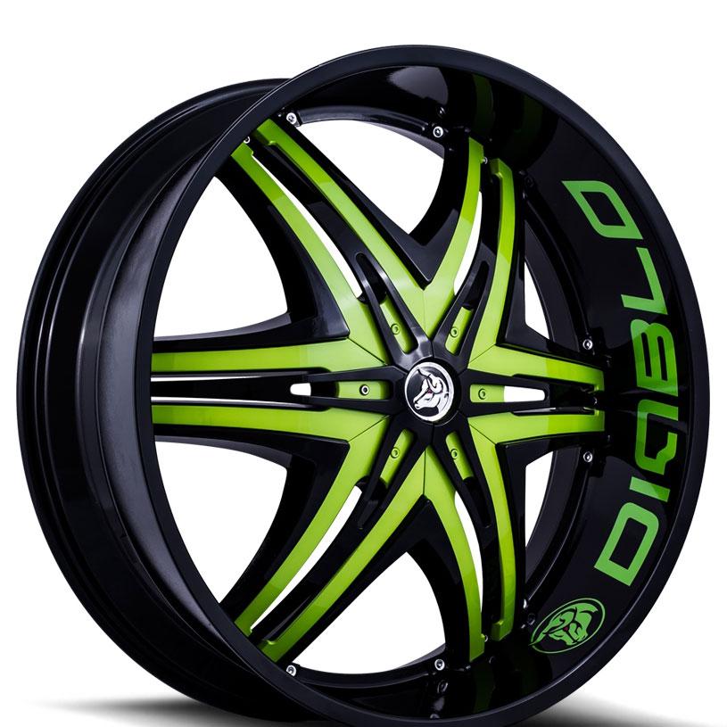 Diablo Wheel Elite
