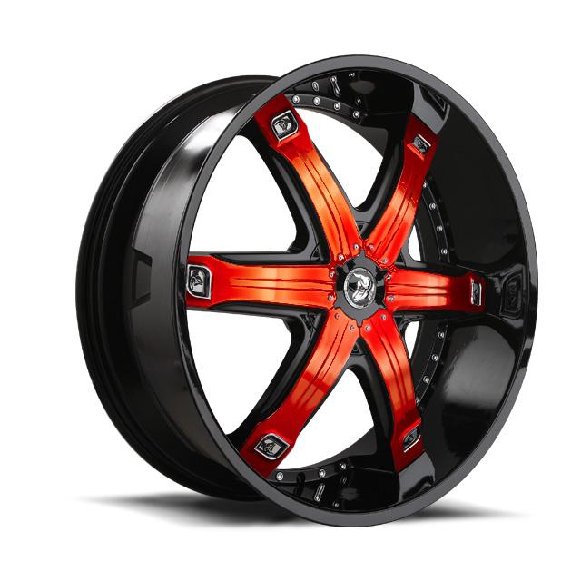 Diablo Wheels Fury