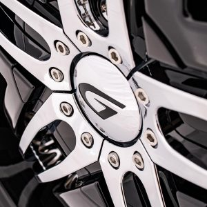 Diablo Blitz Detail - Gianna Wheels Legacy