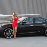 Diablo Blitz Wheel on a Maserati Ghibli – Lina Posada