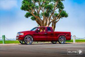 Elite 30″ Diablo Wheels Ford F150 NOK