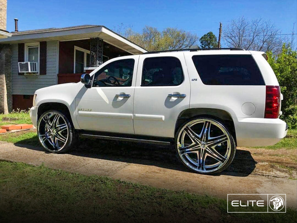 Elite Chevrolet Tahoe LTZ