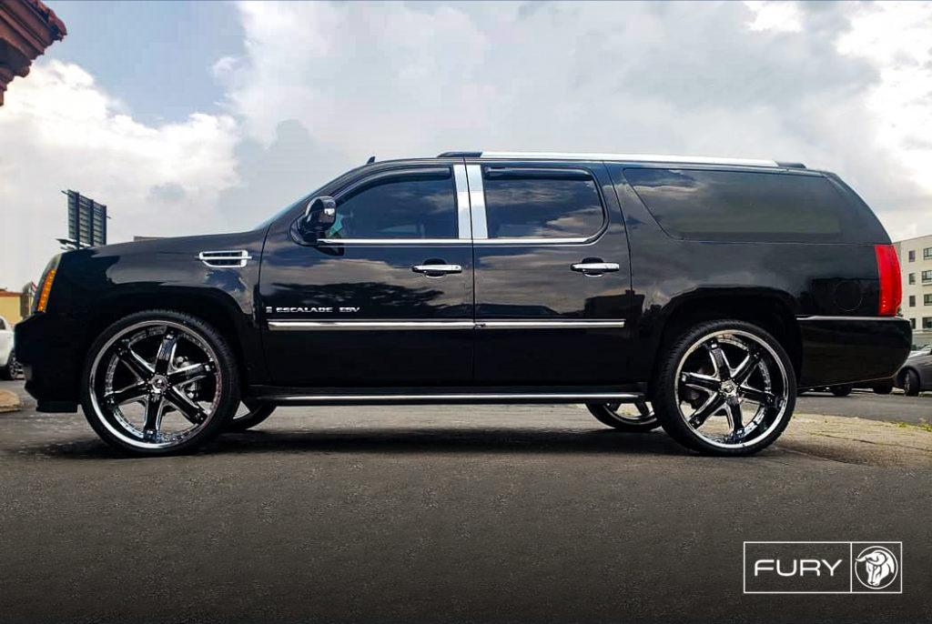 Fury Cadillac Escalade ESV