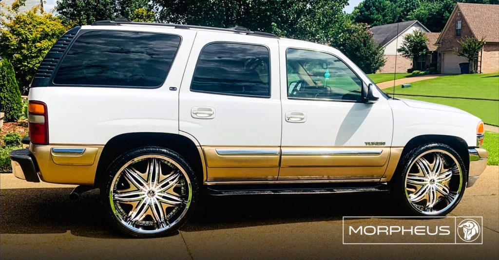 Morpheus Diablo Wheels GMC Yukon