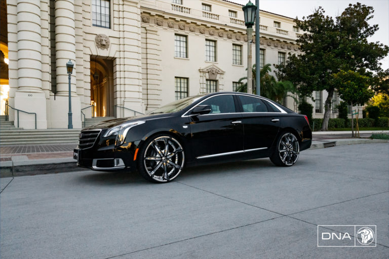 DNA 24inch Diablo Wheels Cadillac XTS
