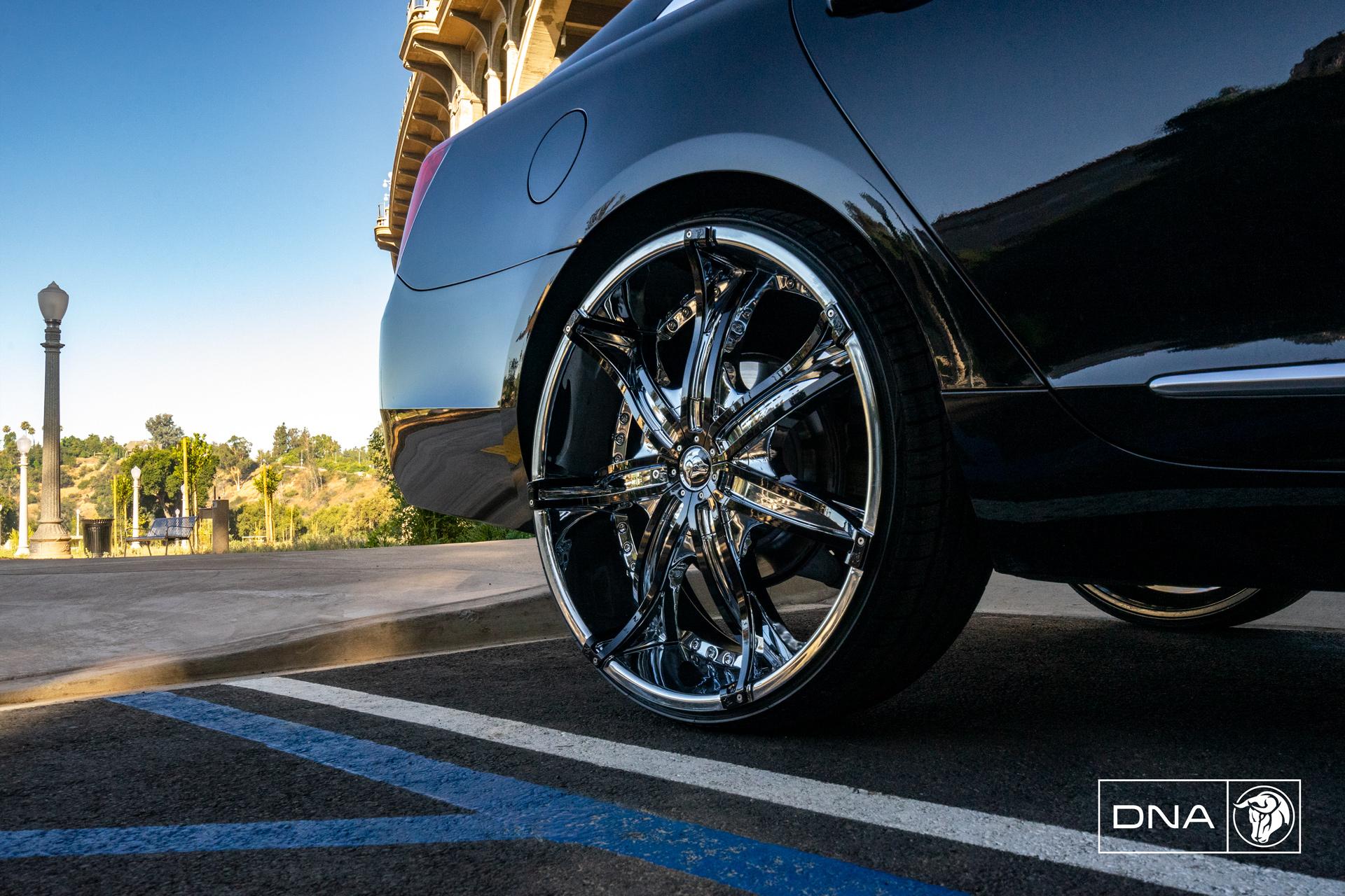 DNA 24inch Diablo Wheels Cadillac XTS