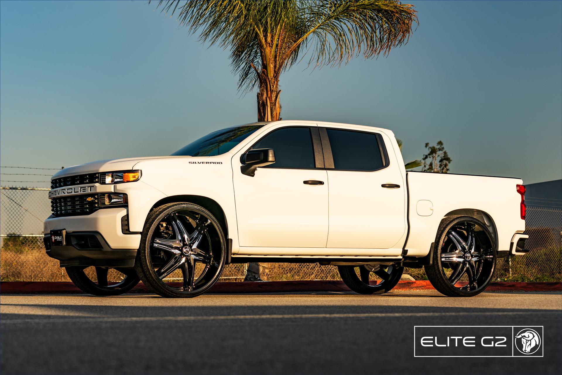 Diablo Elite G2 Wheels Chevrolet Silverado