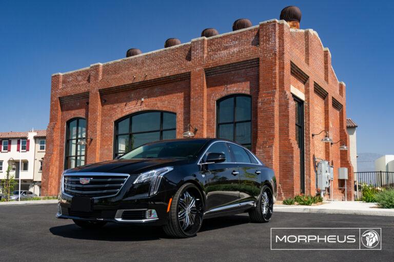 Morpheus Diablo Wheels Cadillac XTS