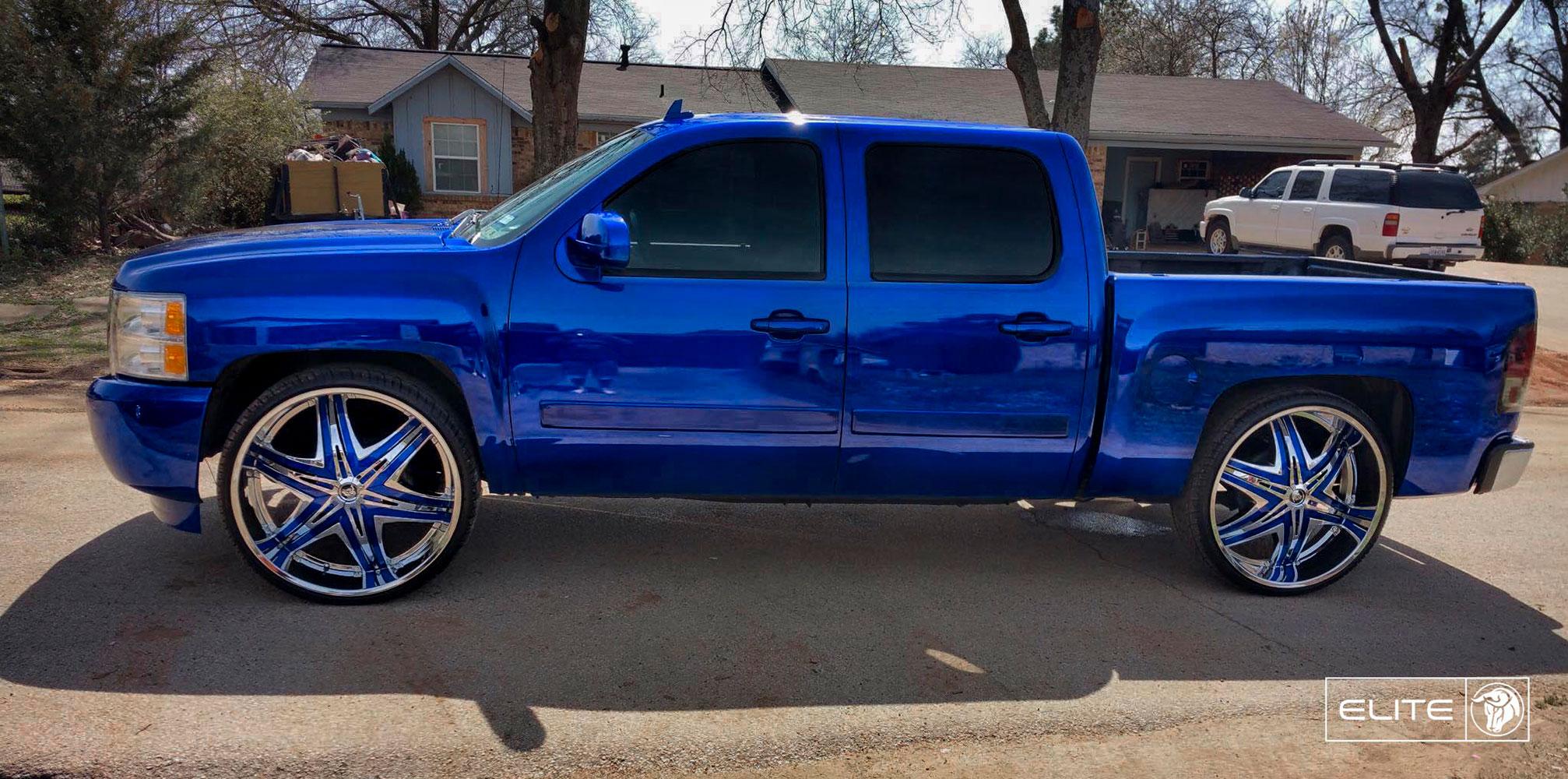 Diablo Elite on a Chevy Silverado
