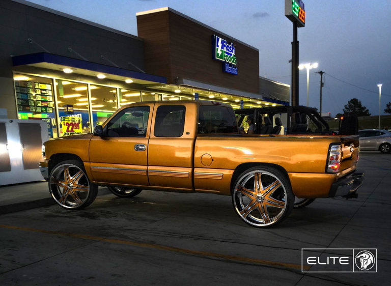 Diablo Elite on a Chevy Silverado