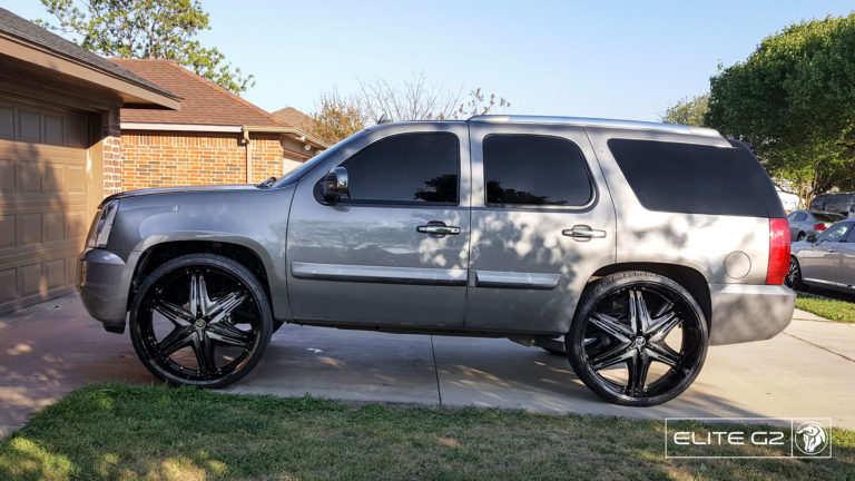Diablo Elite G2 on a GNC Yukon