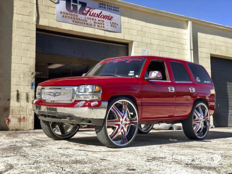Diablo Elite G2 on a Chevy Tahoe