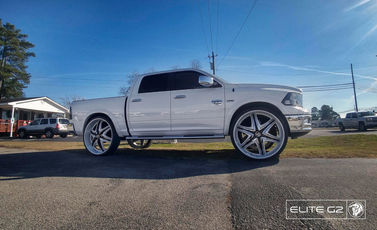 Diablo Elite G2 on a Dodge RAM