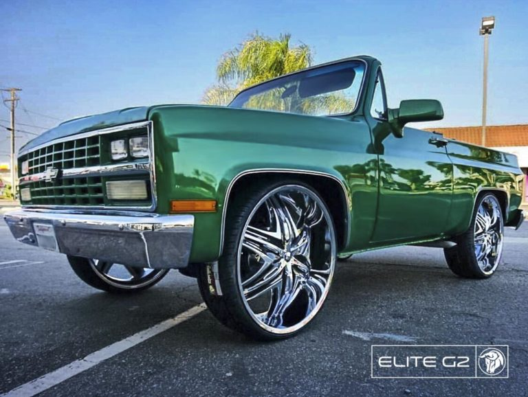 Diablo Elite G2 on a Chevy Blazer