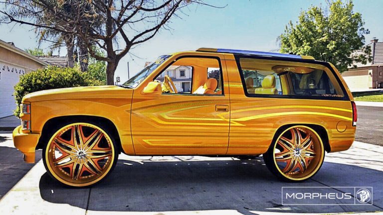Diablo Morpheus on a Chevy Tahoe