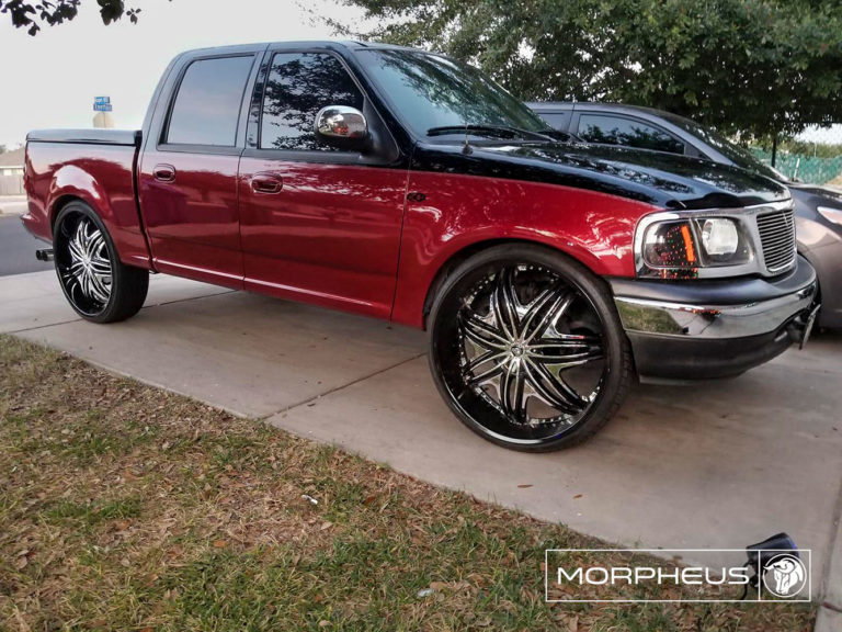 Diablo Morpheus on a Ford F150