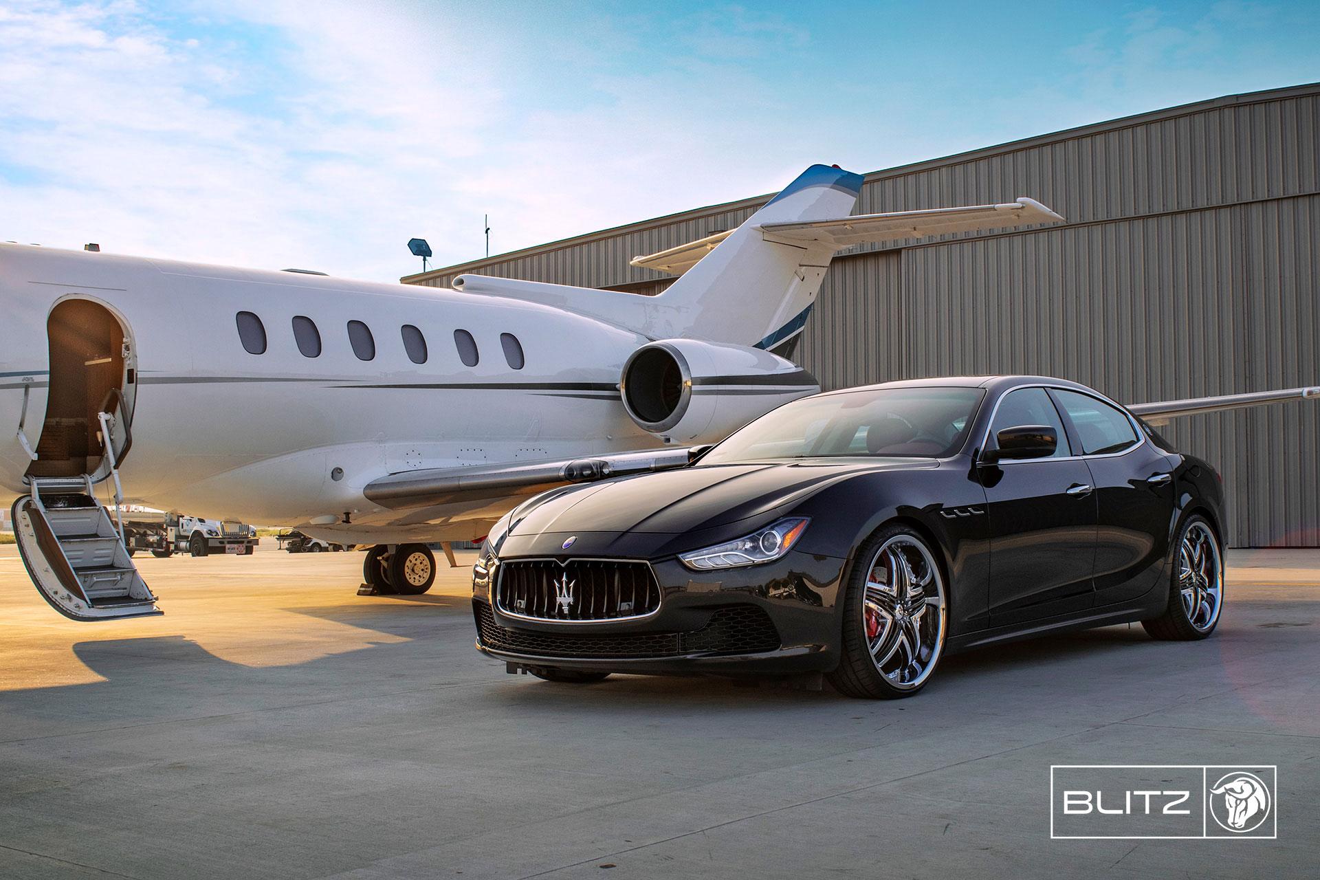 Diablo Blitz - Gianna's Legacy on a Maserati Ghibli