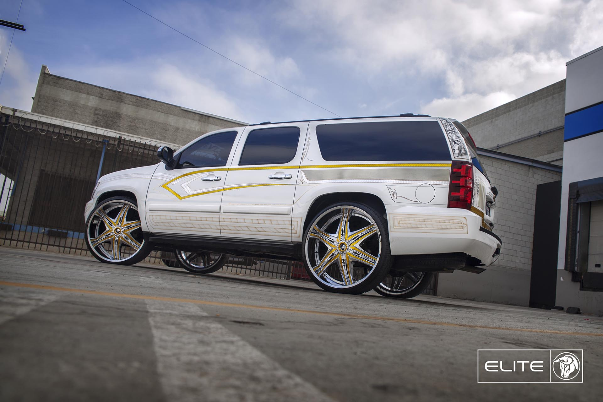 Diablo Elite on a Chevy Tahoe